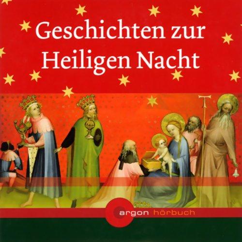Geschichten zur Heiligen Nacht Titelbild