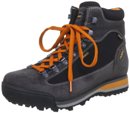 AKU Slope Micro GTX 885.10, Scarponcini da Escursionismo e Trekking Unisex Adulto, Arancione (Orange (Arancio/Nero 108)), 45