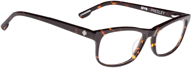 Spy Optic Presley 573348085000 Eyeglasses, Frame Classic Camo Tort 54mm w Clear Demo Lens