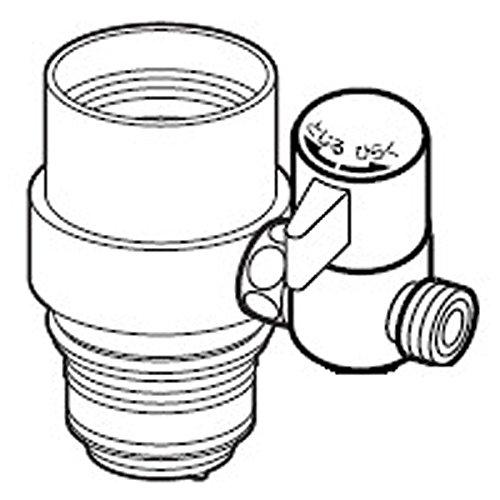 ヤマゼン 食器洗い乾燥機用 分岐水栓 NSJ-SMH7
