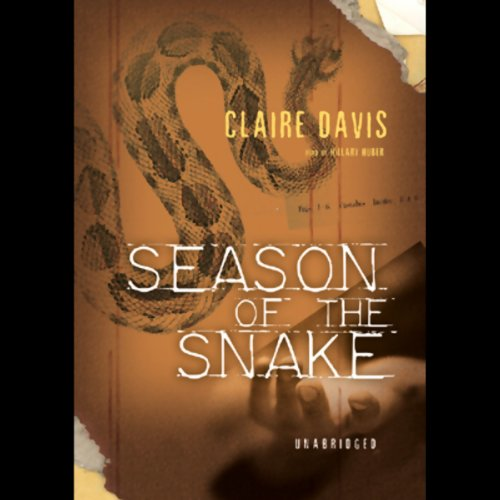 Season of the Snake audiobook cover art