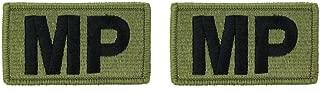 MP (Military Police) Brassard OCP Patch - Scorpion W2 - 2 PACK