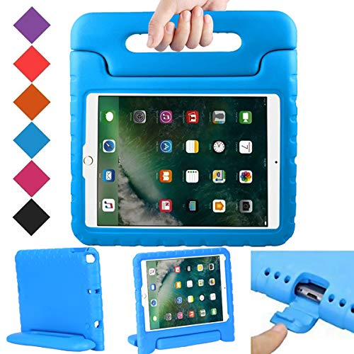 BMOUO Case for New iPad 9.7 Inch 2018/2017 - Shockproof Case Light Weight Kids...