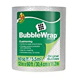 "Duck Bubble Wrap Roll, Original Bubble Cushioning, 12"" x 60', Perforated Every 12"" (1061835)"