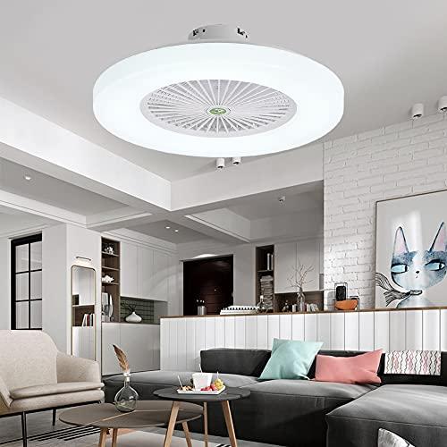 Weikeya Luz Natural del Ventilador de Techo, Calidad Tri-Color Hierro y plástico Hecho de energía de Ahorro de energía para el Dormitorio 220V