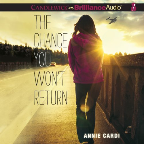 The Chance You Won't Return audiobook cover art
