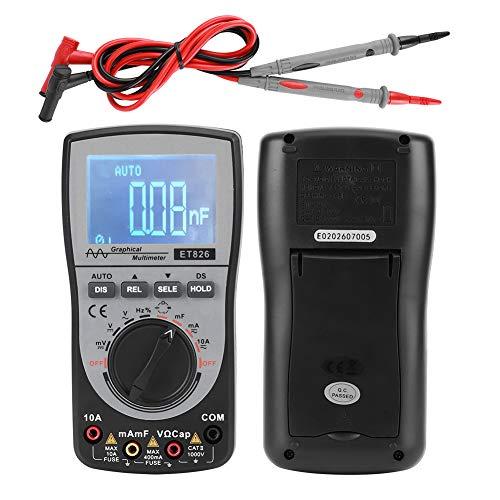 Multimeter-Oszilloskop-Speicher-Oszilloskop-Tester Digitale intelligente DC/AC-Panel-Kalibrierung für Elektriker zu Hause