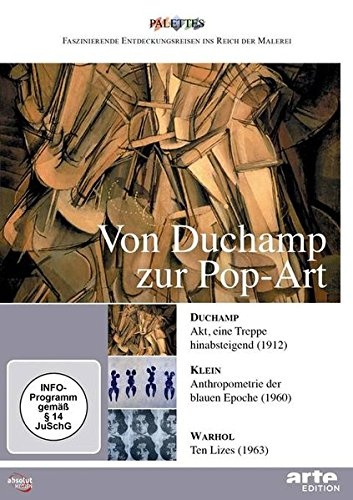 Von Duchamp zur Pop-Art: Duchamp/Klein/Warhol