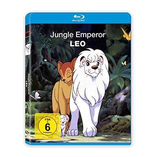 Jungle Emperor Leo - Der Kinofilm - [Blu-ray]