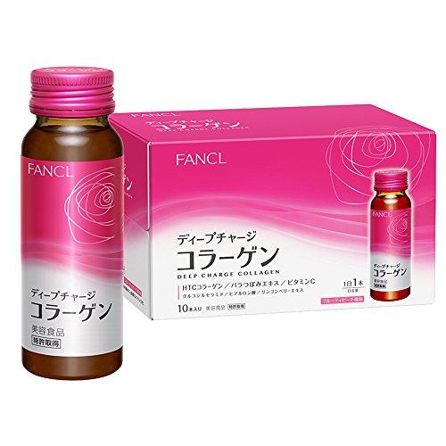 ファンケル(FANCL)『ディープチャージコラーゲンドリンク』