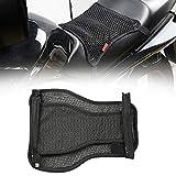 Funda de asiento para motocicleta, aislamiento térmico, protector solar...