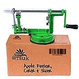 ARSUK Éplucheur, Pèle-Pommes, Vide-Pommes, Éplucheur d'Apple Machine d'épluchage...