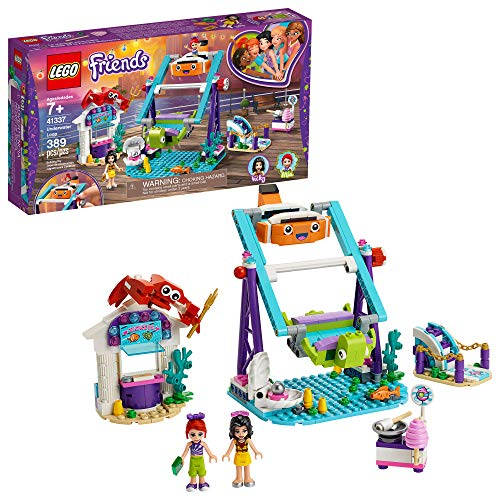 LEGO Friends Underwater Loop 41337 Building Kit (389 Pieces) for 17.99