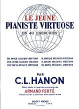 Jeune Pianiste Virtuose en 40 Exercices Piano