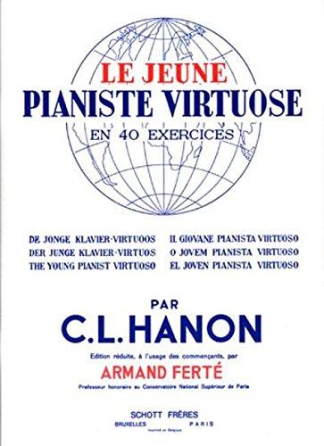 Le jeune pianiste virtuose en 40 excercices