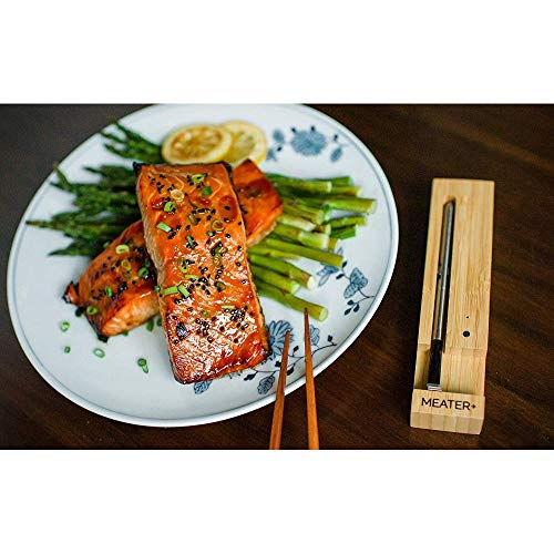 The perfect steak? Use a Wireless Meat Thermometer 6