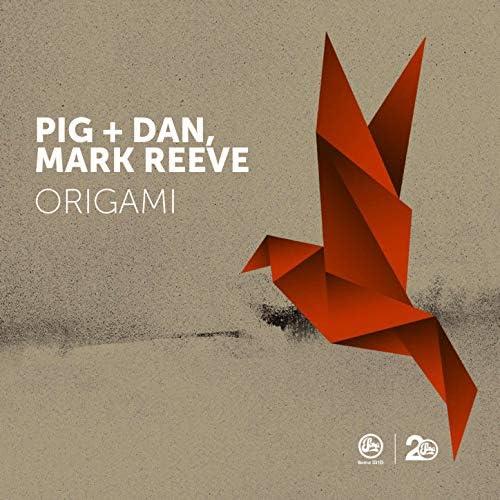 Pig & Dan & Mark Reeve