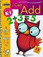 I Can Add (Grades K - 1) (Step Ahead)