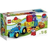 LEGO Duplo 10615 - Mein erster Traktor, Lernspielzeug für Kleinkinder