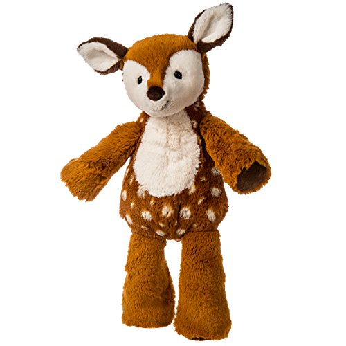 Mary Meyer Marshmallow Zoo Stuffed Animal Soft Toy, 13-Inches, Fawn