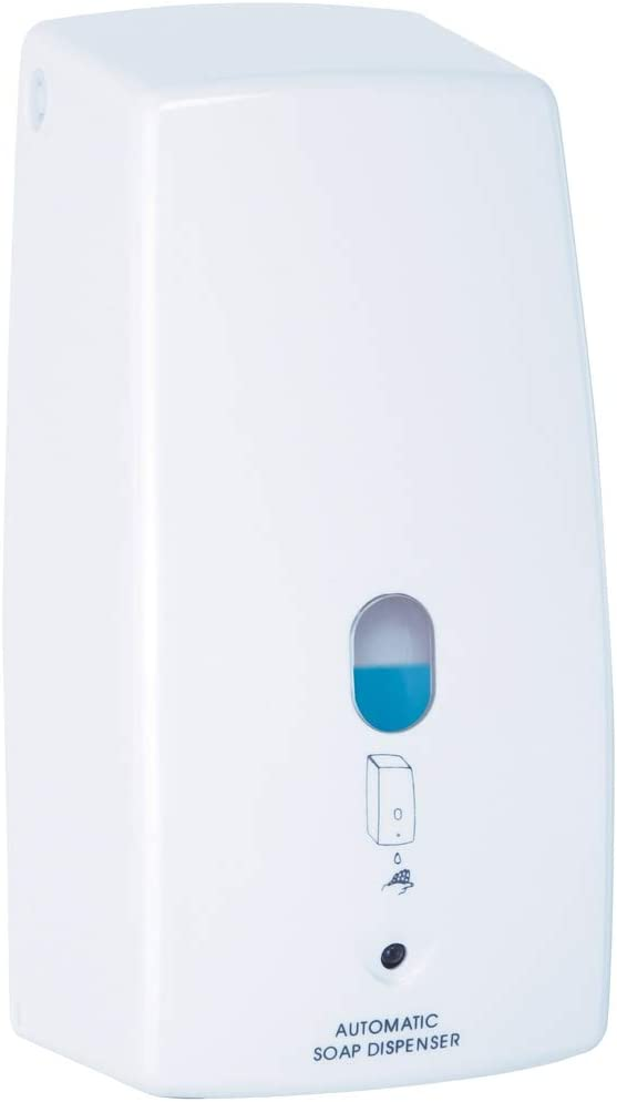 Import Wenko 18416100 Infrared soap dispenser White capacity 0 Sales of SALE items from new works Treviso