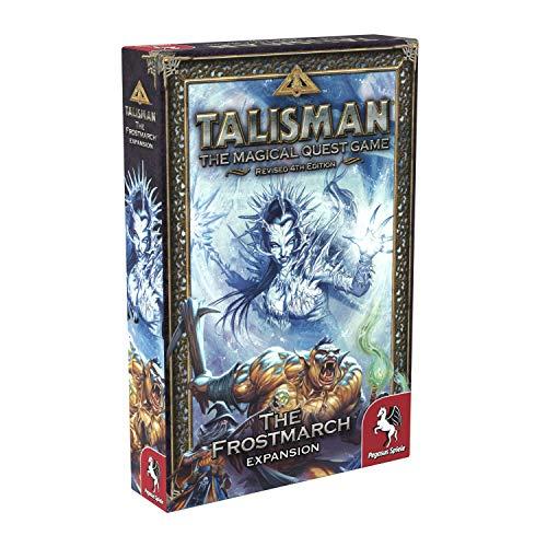Pegasus Spiele 56203E - Talisman - The Frostmarch (Expansion)