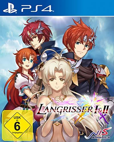 Langrisser I & II (PS4)