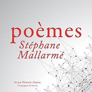 Couverture de Poèmes de Stéphane Mallarmé