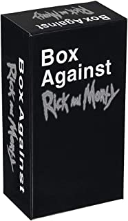 Box Against Rick Morty Game – Funny Game