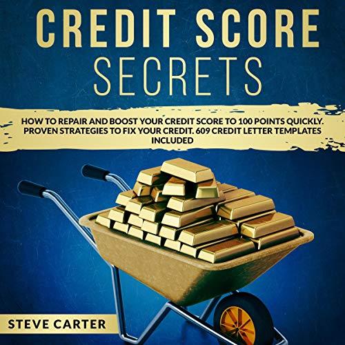 Credit Score Secrets cover art