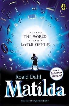 Matilda by [Roald Dahl, Quentin Blake]