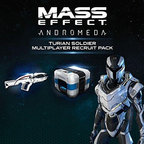 Mass Effect Andromeda - Multiplayer Recruit Pack 4: Turian Soldier DLC | PC Download - Origin Code