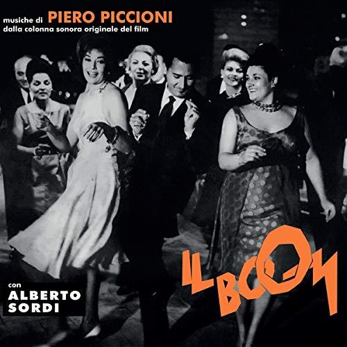 [画像:Il Boom (Original Motion Picture Soundtrack) [Analog]]