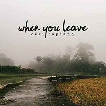 When You Leave