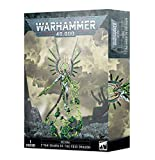 Games Workshop Warhammer 40k - Necron Echarde C'Tan du Dragon du Néant