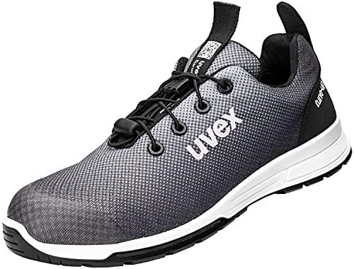 1 Tune-up Zapatos de Trabajo S1-P - Puntera sin Metal - para Hombre/Mujer