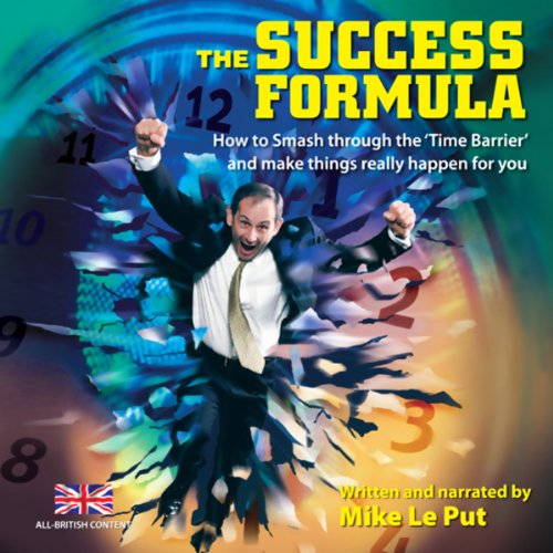 The Success Formula audiobook cover art