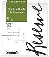 CAムAS SAXOFON ALTO - DエAddario Rico Reserve Classic (Caja Verde) (Dureza 3) (Caja de 10 unidades)