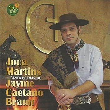 Joca Martins Canta Poesias de Jayme Caetano Braun
