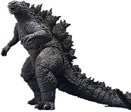RGERG Nouveau Le Roi des Monstres Figurine Godzilla 2 Figurine Figurine Figurine d'action, Parfaite pour Les DéCorations De Bureau Et Les Jouets