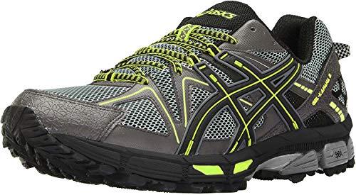 ASICS Gel-Kahana 8 Trail Running Shoes - Men's, Carbon/Black, Medium, 11 US, T6L0N.020-11
