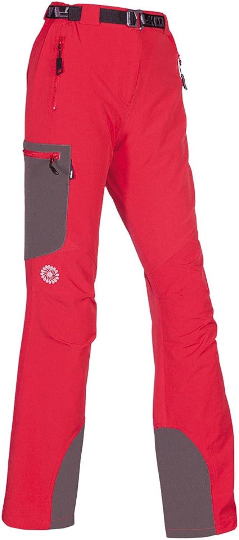 (2XLarge, Red Grey)  Milo Women's Vino Pants