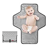 Portable Changing Pad for Baby|Travel Baby Changing Pads for...