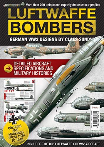 Luftwaffe Bombers 2018: No.2: German WW2 Designs
