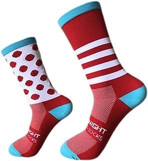 Calcetines, para exteriores, ciclismo, pies izquierdo y