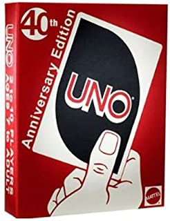 Best 40th anniversary edition uno cards Reviews