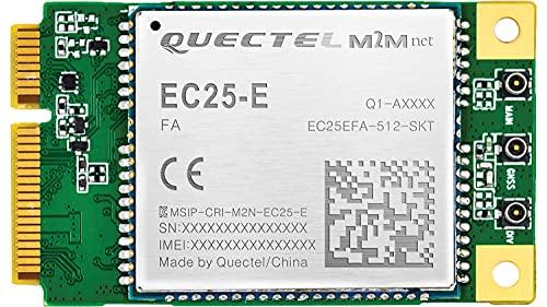 Quectel EC25-E Mini PCIe IoT/M2M optimiertes LTE Cat 4 Modul 150Mbps