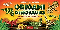 3. Origami Dinosaurs Kit: Prehistoric Fun for Everyone! Kit
