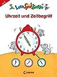 LernSpielZwerge - Uhrzeit und Zeitbegriff