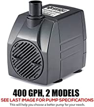 aquaponics pumps for sale